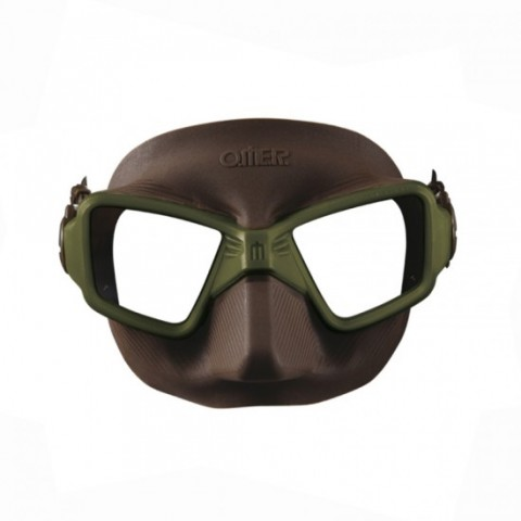 Новинка 2014 от Omer маска для подводной охоты Zero 3 в новом цвете