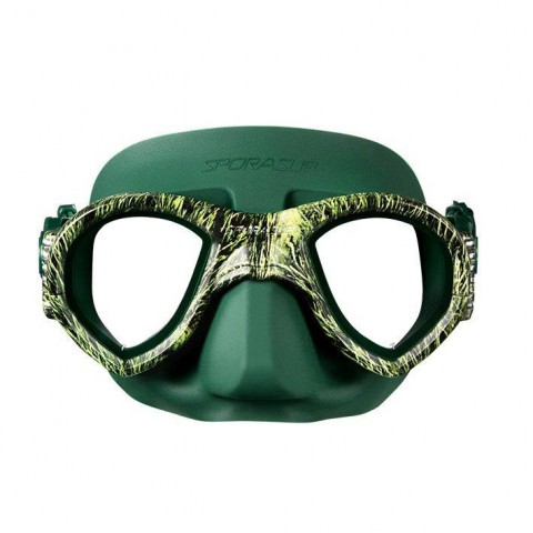 новинки от Sporasub 2014 маски для подводной охоты